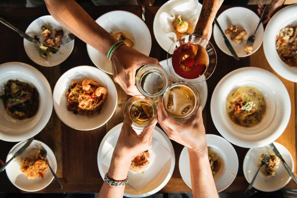 groeps-diner